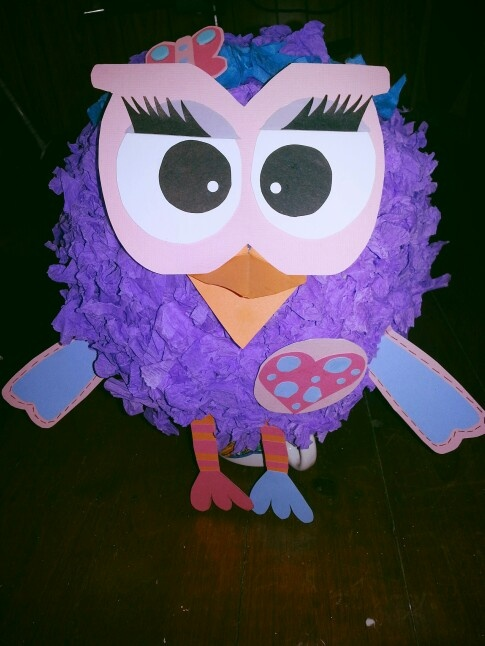 Giggle and Hoot birthday party decorations hootabelle