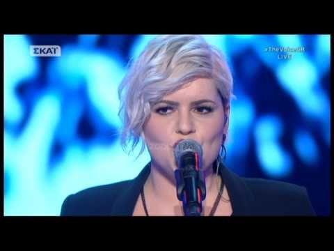 The Voice - Τελικός: Κασσιανή Λειψάκη - Feeling good