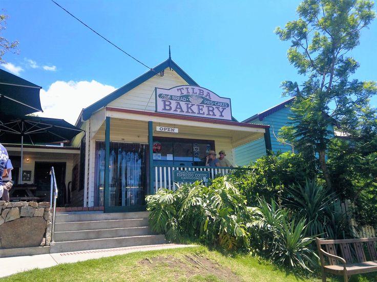 Central Tilba Bakery