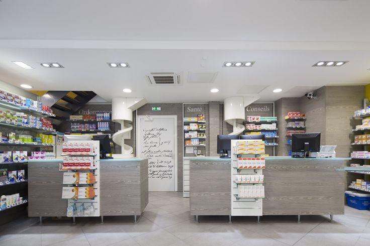 Pharmacy M.me Raynaud Beatrice, Langeac