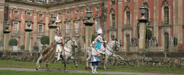 Le Carrousel de Sanssouci. Reitspektakel anlässlich Friedrichs 300. Geburtstags, präsentiert von den Höfischen Festspielen Potsdam (Beitrag in chronico: www.chronico.de)