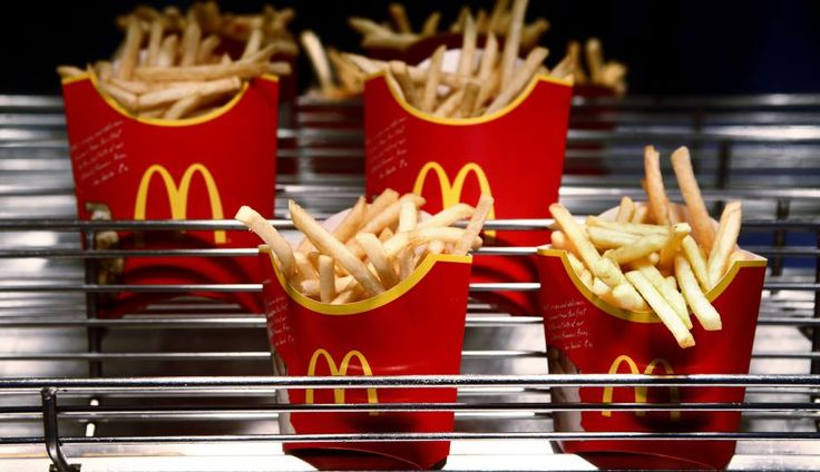 McDonald's sales still down as a new CEO takes the helm - FORTUNE #McDonald's, #Business