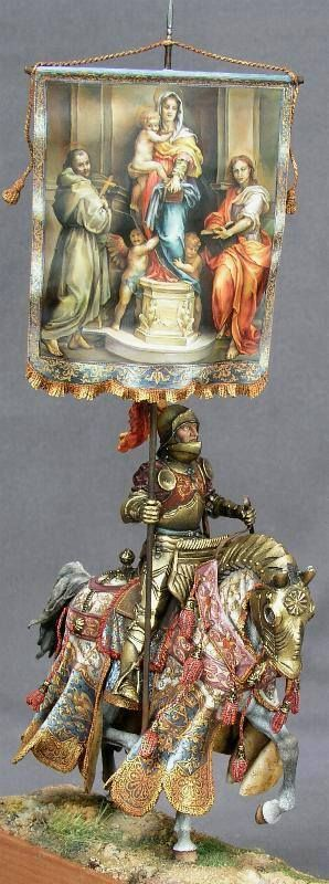 Knights in White Satin (and Other Fineries)