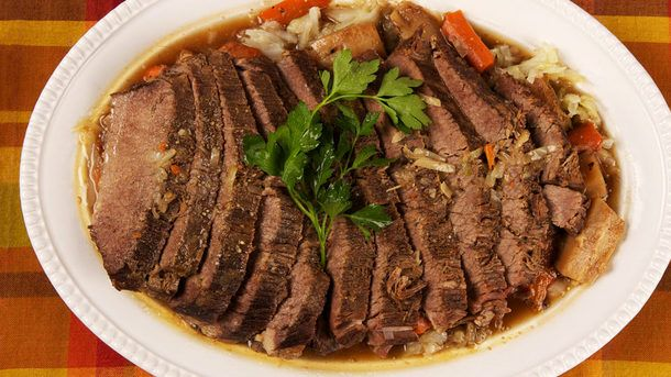 Best Recipes, #19 Beer-Braised Corned Beef and Cabbage