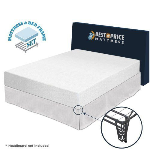 Memory foam provides a great sleeping surface. In normal temperatures it is somewhat firm, but when you lay down, it starts reacting to the temperature of your body and begins to mold itself to your shape. Then, weight is evenly distributed along the surface, relieving pressure points and... more details available at https://furniture.bestselleroutlets.com/bedroom-furniture/mattresses-box-springs/mattresses-box-spring-sets/product-review-for-best-price-mattress-10-inch-memory