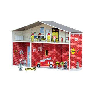 Dylan - Fire Station #yetenek #geliştiren #oyuncak  Çok eğlenceli bu güzel itfaiye merkezinde, itfaiye araçları,itfaiyeciler ve diğer aksesuarlar ile çocuğunuz eğlenceli vakit geçirirken hem de hayal gücünü gelitirebilecektir.