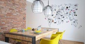 90 Вдохновляющих идей для декорирования стен своими руками: Создаем свой уникальный интерьер!
