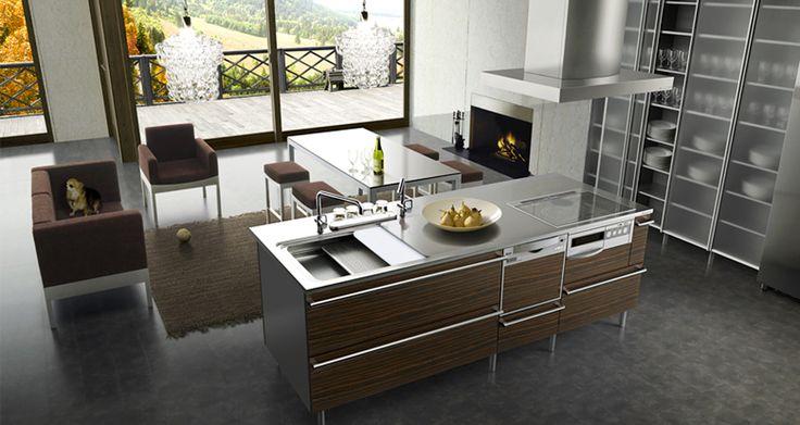 kitchen design ideas budget kitchen and bathroom design ideas interior design ideas for kitchens #Kitchen