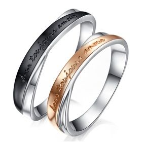 valentine matching rings