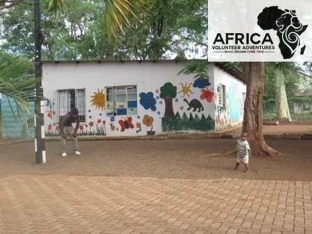 Amazing Grace Project - Design your Dream - Africa Volunteer Adventures www.africavolunteeradventures.com