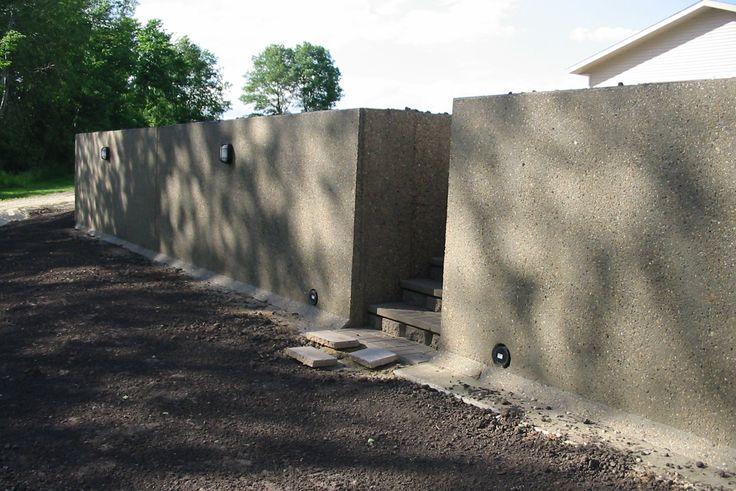 Precast Concrete Retaining Wall L Panel Concrete Retaining Walls Retaining Wall Concrete