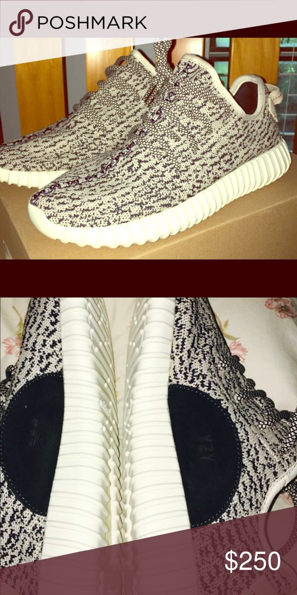 YEEZY BOOSTS 350 turtle dove Worn a couple times but looks brand new Yeezy Shoes Athletic Shoes
