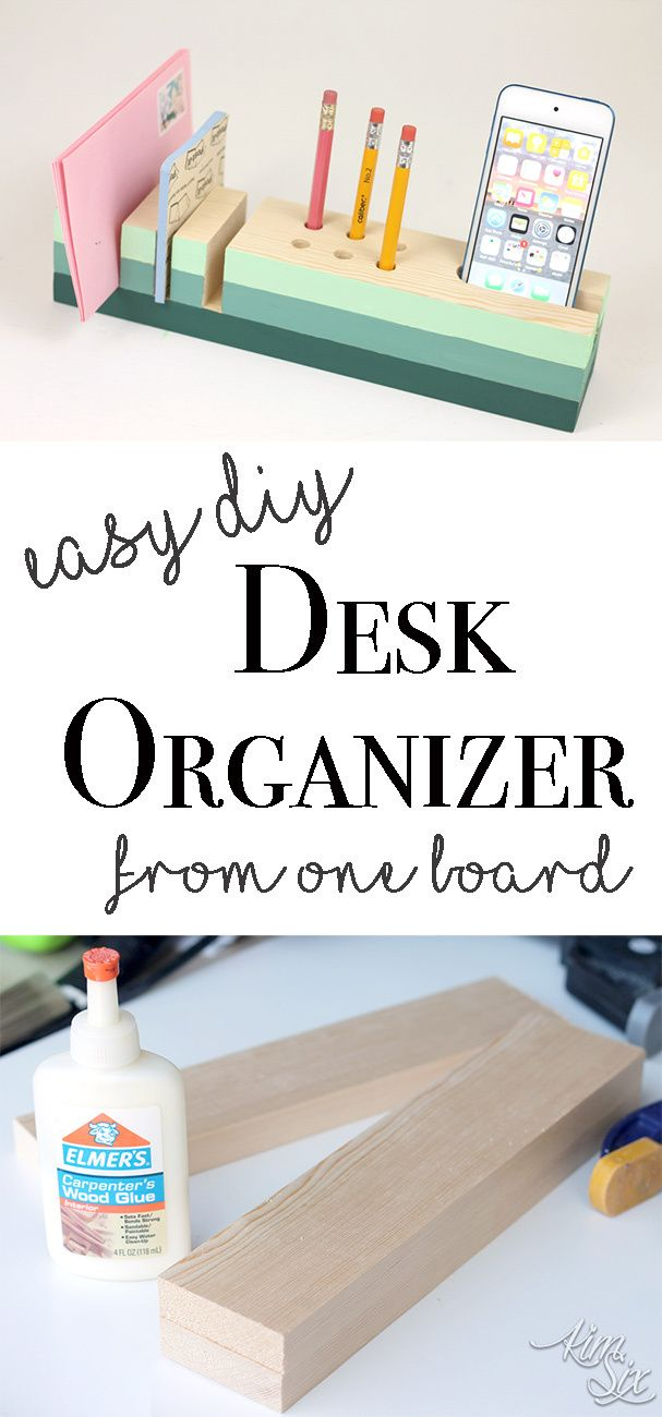 Easy-DIY-desk-organizer-from-a-single-board.-A-great-starter-woodworking-project