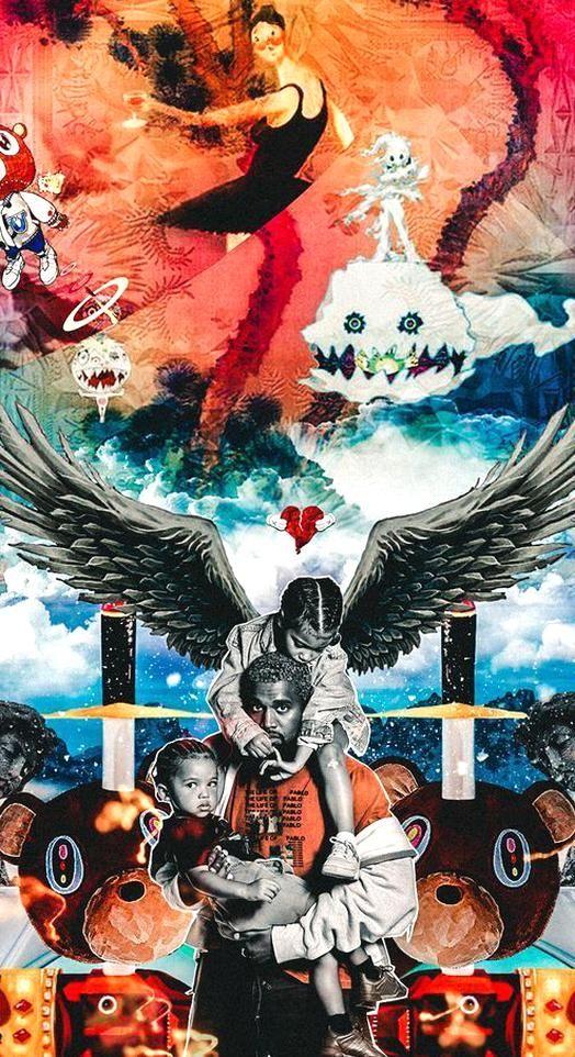 Underground Popularity Discography Kanye West In 2020 Yeezus Wallpaper Kanye West Wallpaper Rap Wallpaper