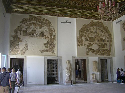El Bardo Museum, Tunisia