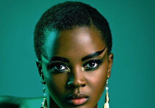 Best 25+ Short Natural Hairstyles Ideas On Pinterest