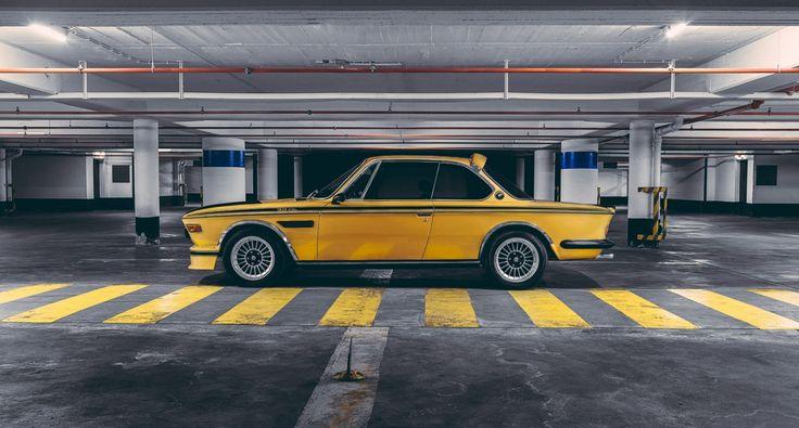Im Goldrausch mit dem BMW 3.0 CSL | Classic Driver Magazine