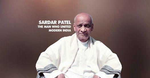 Raghu's column!: A befitting tribute to Sardar Vallabhbhai Patel – ...