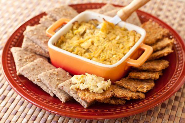 Artichoke Onion Dip | Vegan | Gluten-free by Recipe Renovator | Vegan ...