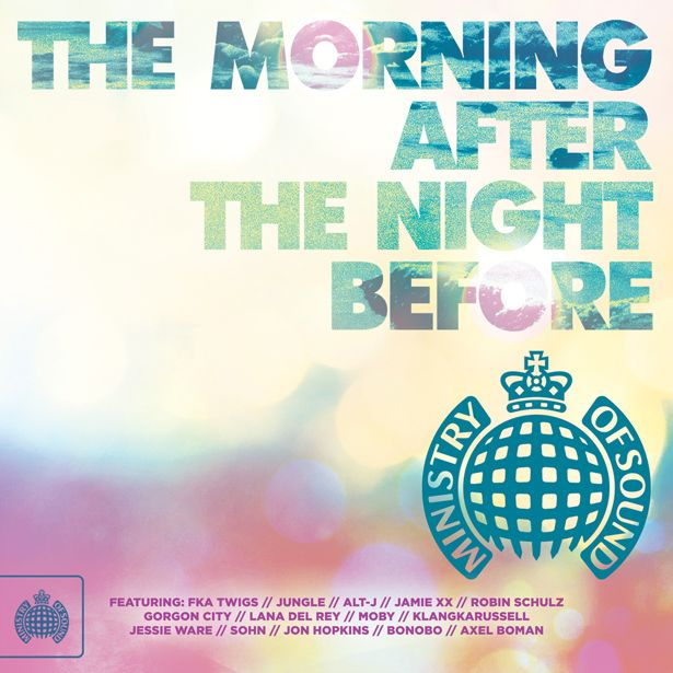 """Great chilling playlist after the weekend: """"The Morning After, The Night Before"""" Compilation Mix - MINISTRY OF SOUND, LONDON"""
