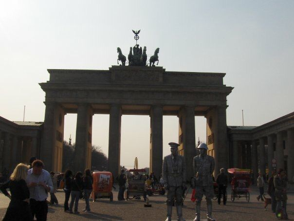 Puerta de Brandeburgo. Berlin