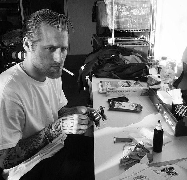 Matt McCormick — The Pomade Shop