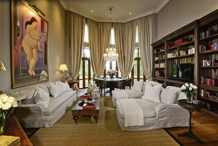 The Fernando Botero Presidential Suite is on the third floor of the historic…