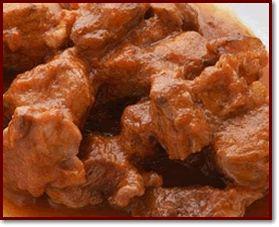 Ricette > Basilicata > Secondi: Spezzatino di maiale