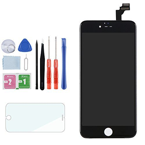 YPLANG Only For iPhone 6 Plus Screen Replacement Touch Screen Digitzer LCD Display with Repair kit(NOT WORK FOR iPhone 6S PLUS)  http://topcellulardeals.com/product/yplang-only-for-iphone-6-plus-screen-replacement-touch-screen-digitzer-lcd-display-with-repair-kit%ef%bc%88not-work-for-iphone-6s-plus%ef%bc%89/  COMPATIBILITY: Digitizer Screen for iPhone 6 Plus 5.5 Inch(Model:A1524 and A1593),NOT FOR iPhone 6S Plus. REPAIR KIT: 1*LCD display screen replacement for iPhone 6