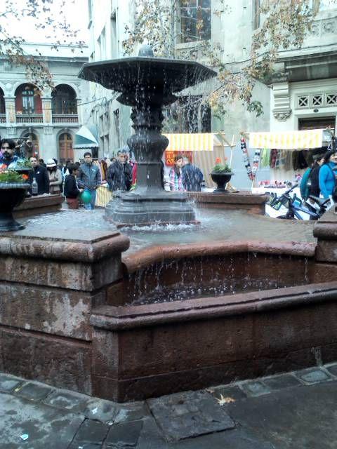 Plaza Concha y Toro