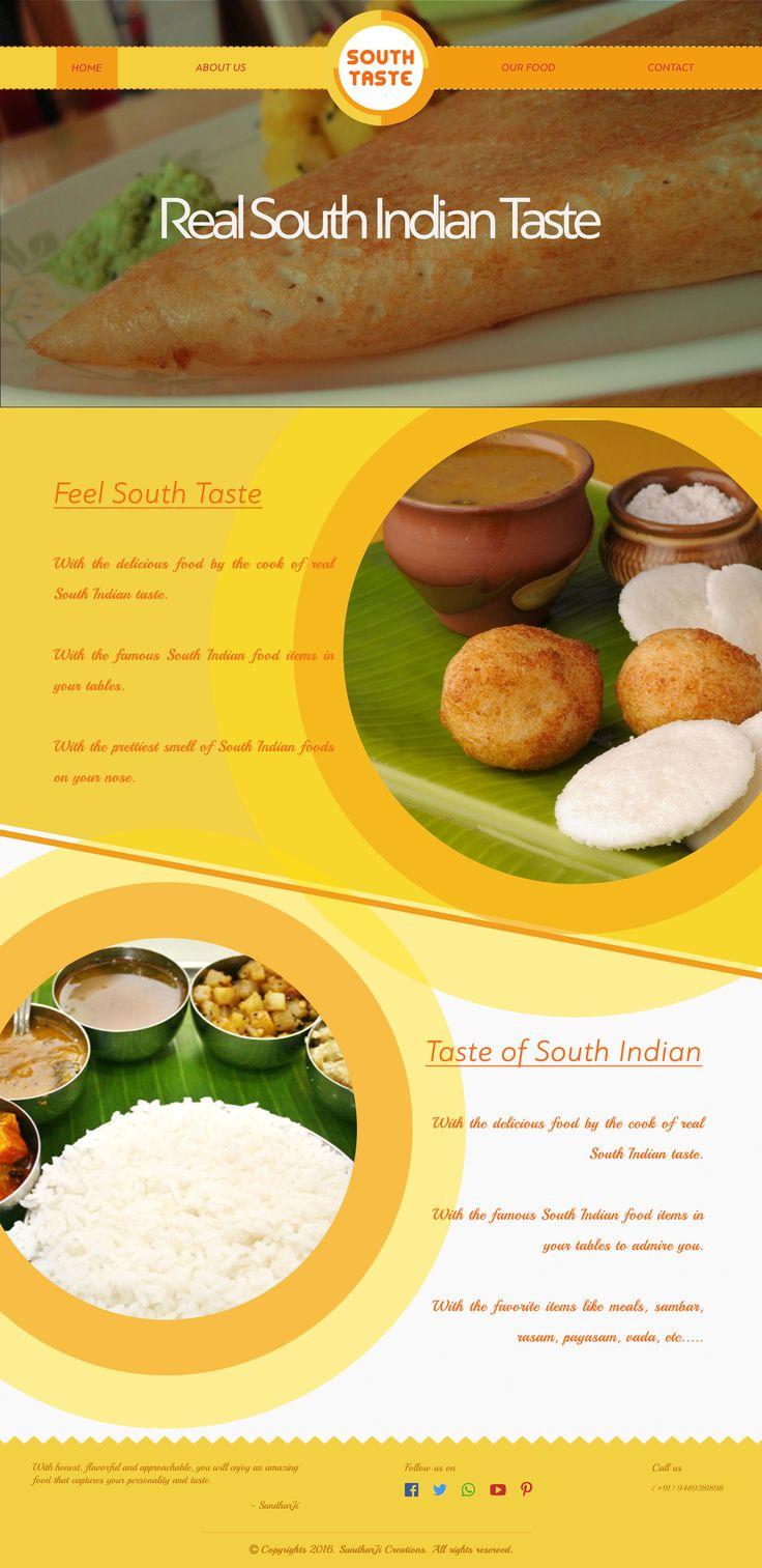 Restaurant - South Taste