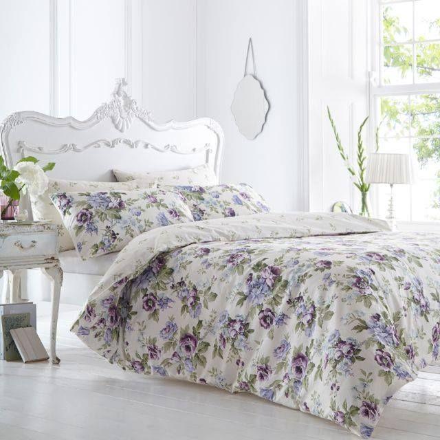 Victoria Ivory Bdelinen  #vantonahome #bedding #bedlinen #home #decor #bedroom #vantona