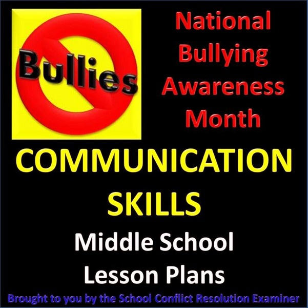 47 best Communication Skills lesson plans for middle ...