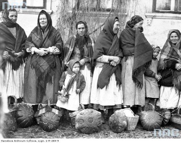 Zdjęcie numer 3 w galerii - Jak Wielkanoc obchodzono przed laty? Archiwalne zdjęcia