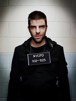 Heroes. Sylar: the most amazing psycopath known to television