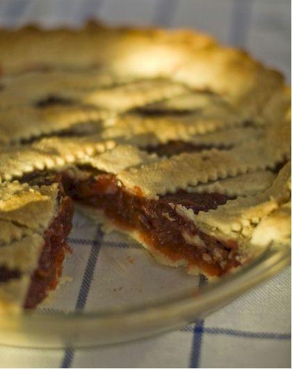 Food Allergy Mama Shares Door County Cherry Pie Recipe with Easy Homemade Pie Crust - Go Dairy Free