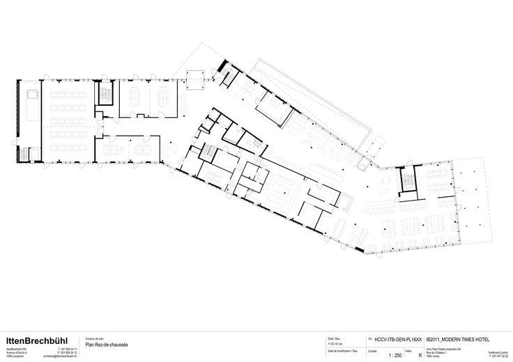 Gallery of Modern Times Hotel / Itten+Brechbühl - 26