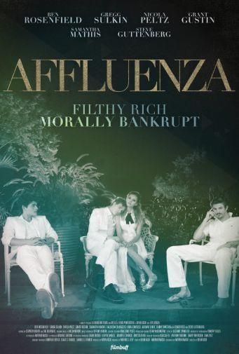 Affluenza Movie poster 24inx36in Poster