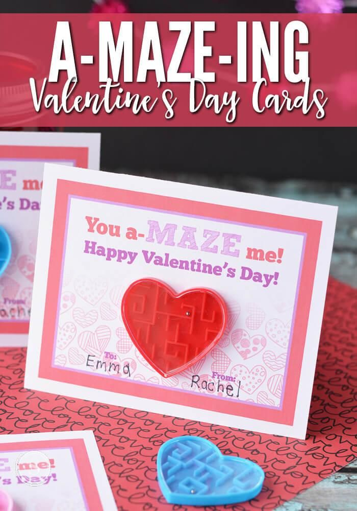 These Are Perfect Non Candy Valentine S Day Gifts For Any Little Loved One Every Y Valentine S Day Crafts For Kids Diy Valentine S Treats Happy Valentines Day