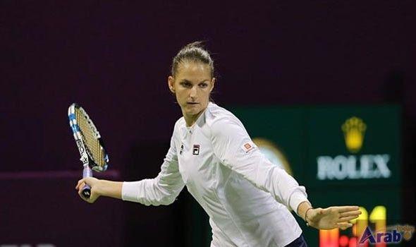 Karolina Pliskova Wins Qatar Open Title