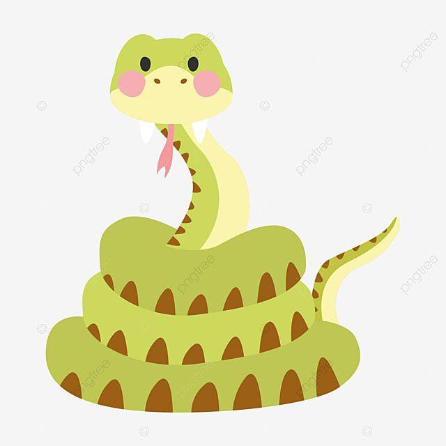 Ilustracao De Cobra Bonito Dos Desenhos Animados Cobra Clipart Cute Snake Ilustracao De Cobra Imagem Png E Vetor Para Download Gratuito Snake Illustration Cartoon Illustration Cute Snake