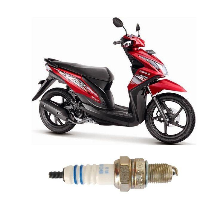 Bosch Busi Sepeda Motor Hoda Beat UR5DC (1 Pcs) - Busi Motor Kuat & Tahan Lama dg Harga Murah  Kuat & Tahan Lama, Standard Pabrikan (OE like), Tidak Cepat Kering, Busi Berkualitas ORIGINAL dari BOSCH  http://klikonderdil.com/busi-motor/889-bosch-busi-sepeda-motor-hoda-beat-ur5dc-1-pcs-busi-motor-kuat-tahan-lama-dg-harga-murah.html  #bosch #busi #busimotor #busiterbaik #hondabeat