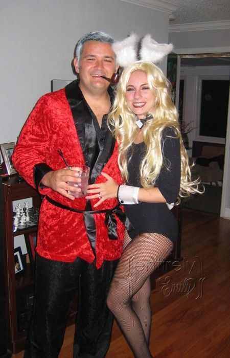 32 DIY Ideas for Couples Halloween Costumes , Big DIY IDeas