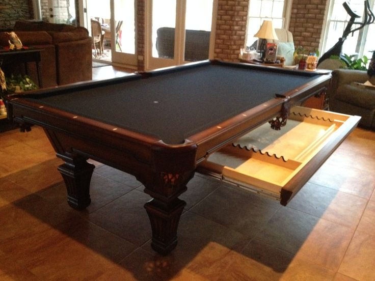 43 Best Images About Olhausen Billiard Tables On Pinterest
