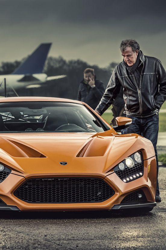 Top Gear on Zenvo┋©┋LOOP