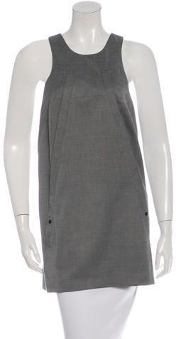 Alexander Wang Virgin Wool-Blend Tunic