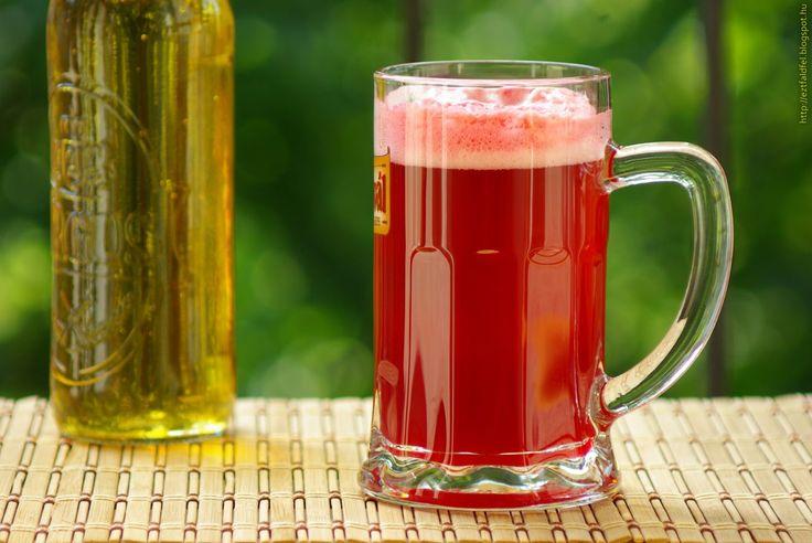 Ezt fald fel!: Házi gyümölcsös sör pár perc alatt – jobb, mint a ...