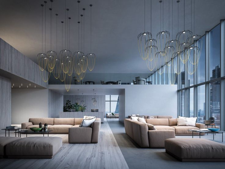 Japanese designer Ryosuke Fukusada has created a sculptural and minimalist pendant light collection named Alysoid.