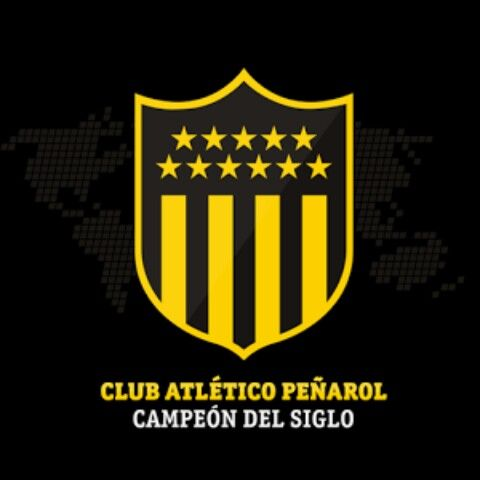 CA Penarol of Uruguay crest.