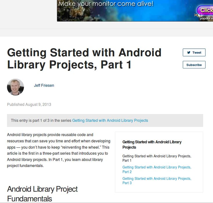 When you are a beginner, it's easy to get confused about where to start. To make it easy for you here are 12 Android tutorials to start with.